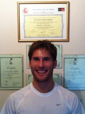 Gabriel Marias fisioterapia majadahonda