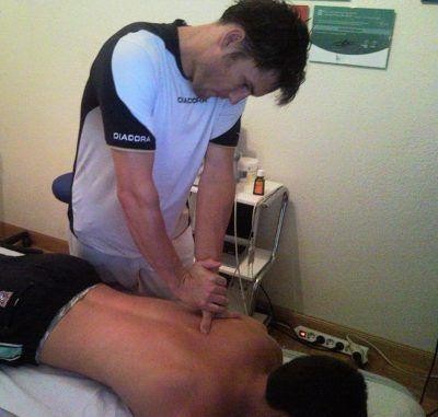 tratamiento Puntos Gatillo majadahonda